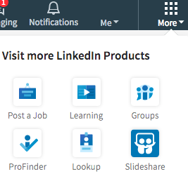 LinkedIn-Groups-Menu