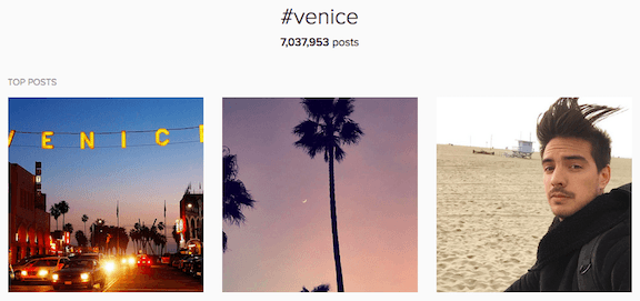venice-hashtag