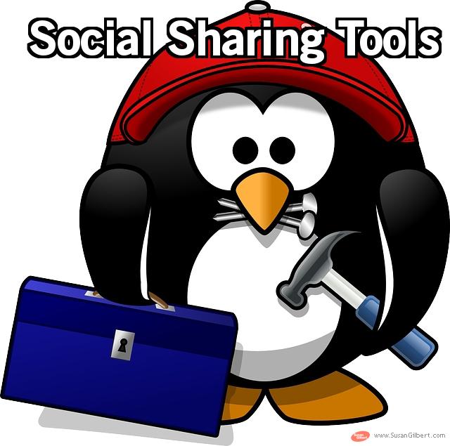 social sharing tools