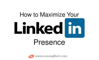 social sharing with your Linkedin Presence