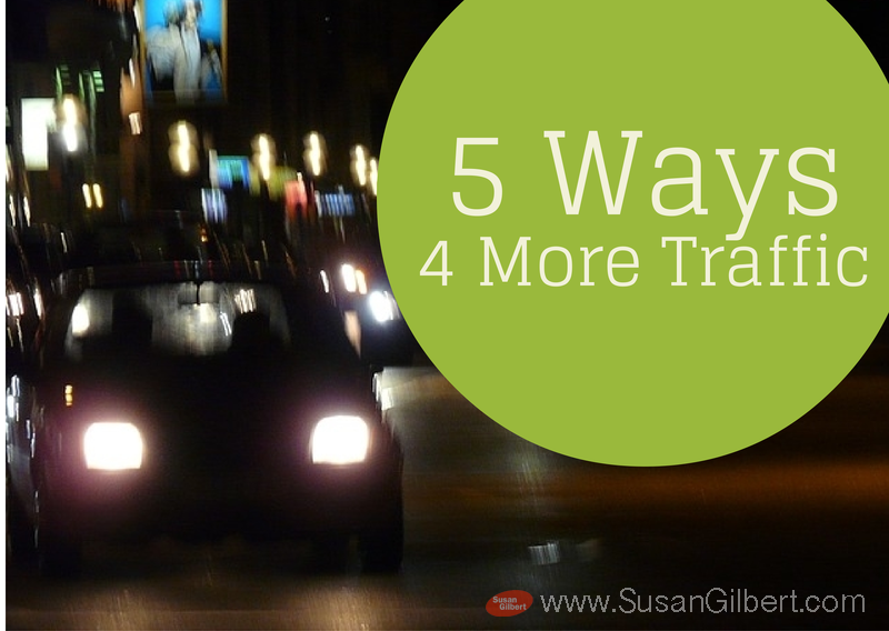 5 Ways to Get More Targeted Website Traffic