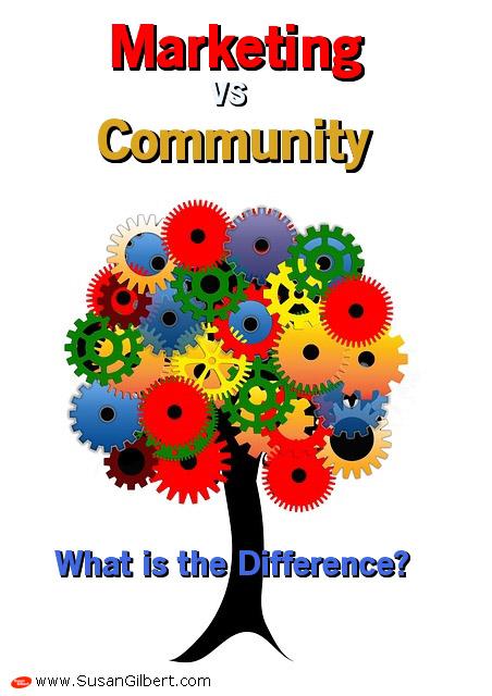 Branding: Building a Community vs Marketing