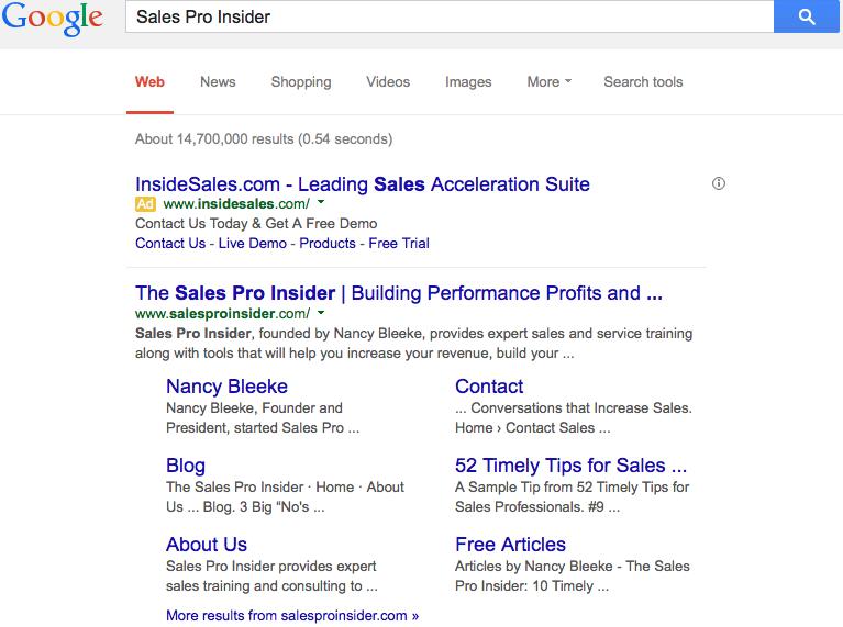 SalesProInsider-Google