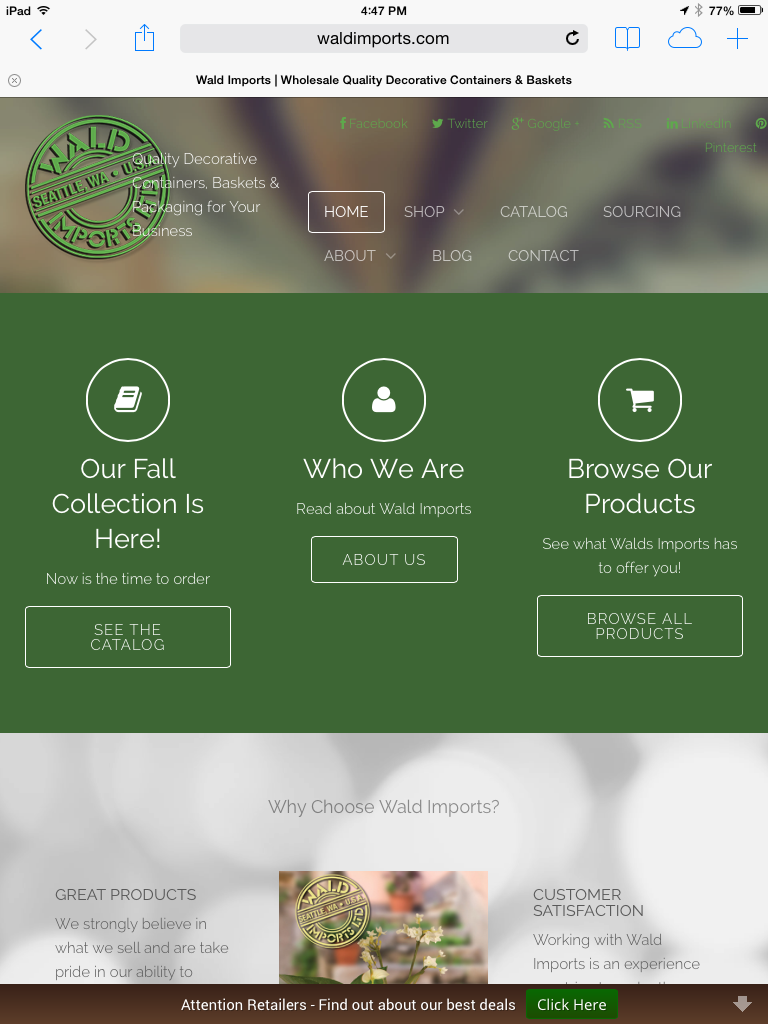 Wald-Imports-Mobile
