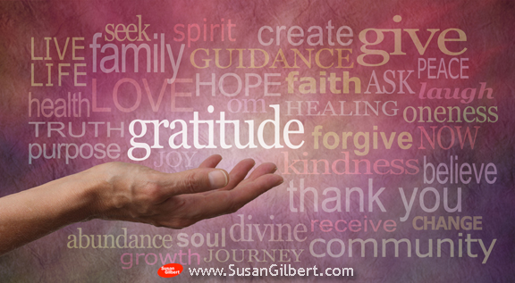 My Business Gratitude List