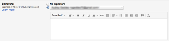 how to end a professional email
