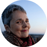 Shirley Hershey Showalter Author of Blush: A Mennonite Girl Meets a Glittering World