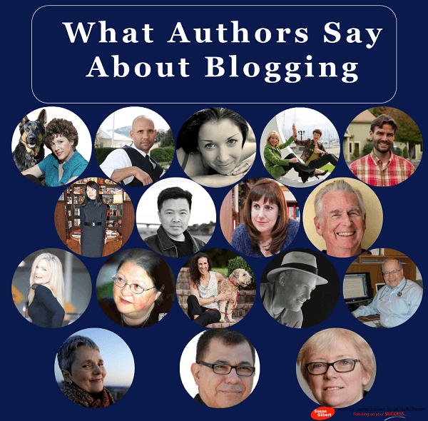 Top Authors Give Their Advice on Why You Need a Blog