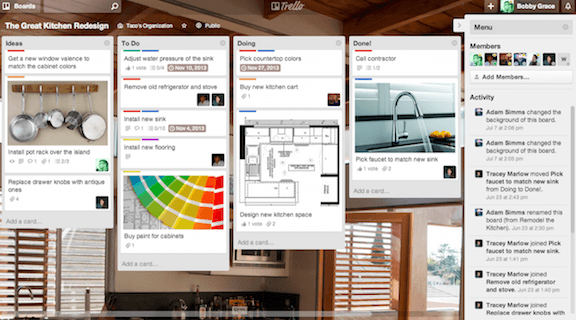 Run Your Business More Efficiently With Project Management Tool; Trello