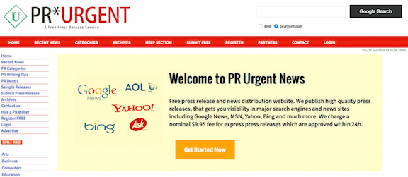 Learn How to Write a Press Release - PR Urgent News
