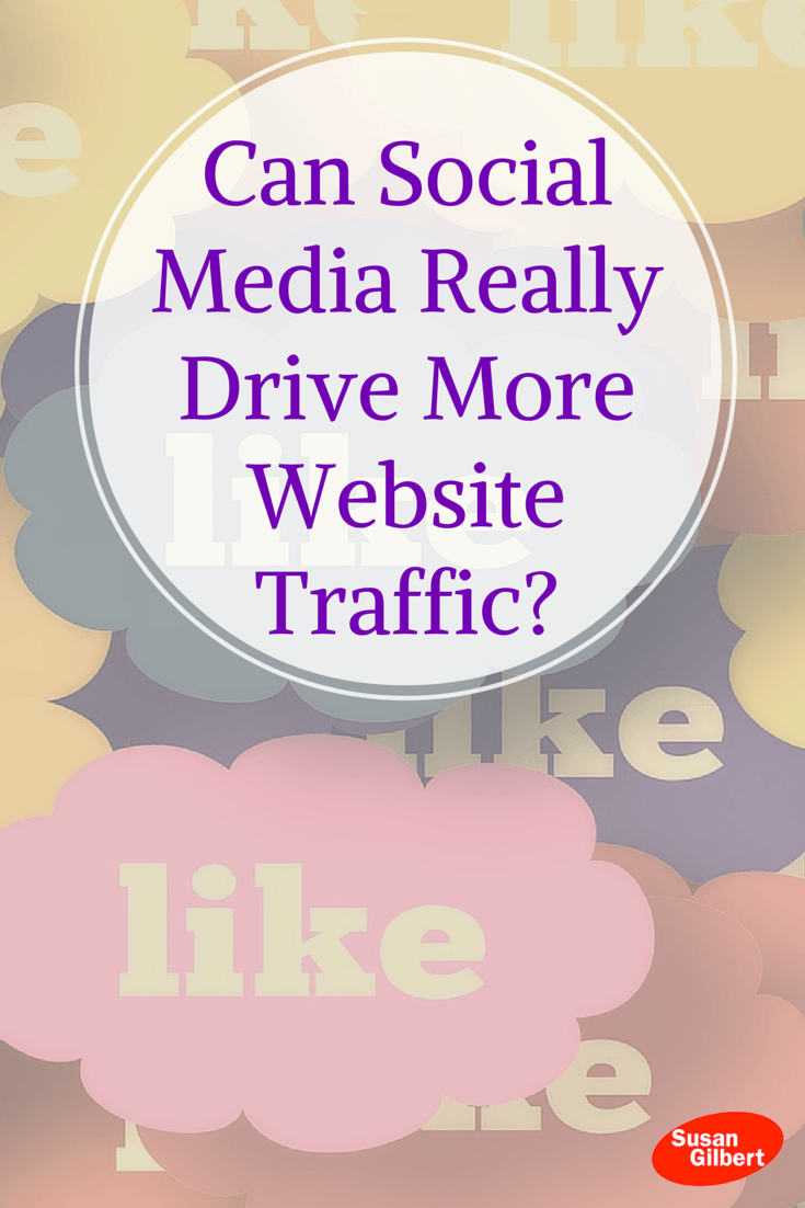 How to Attract More Visitors to Your Website with Social Media SusanGilbert.com