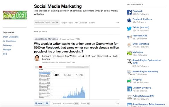 SocialMediaMarketing-Topic