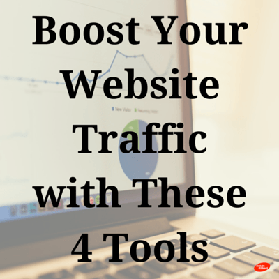 Boost Your Website Traffic with These 4 Tools