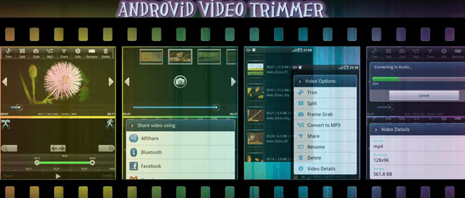 Trim and Edit Videos - AndroVid