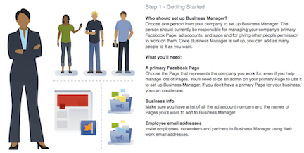 Business Manager - Facebook