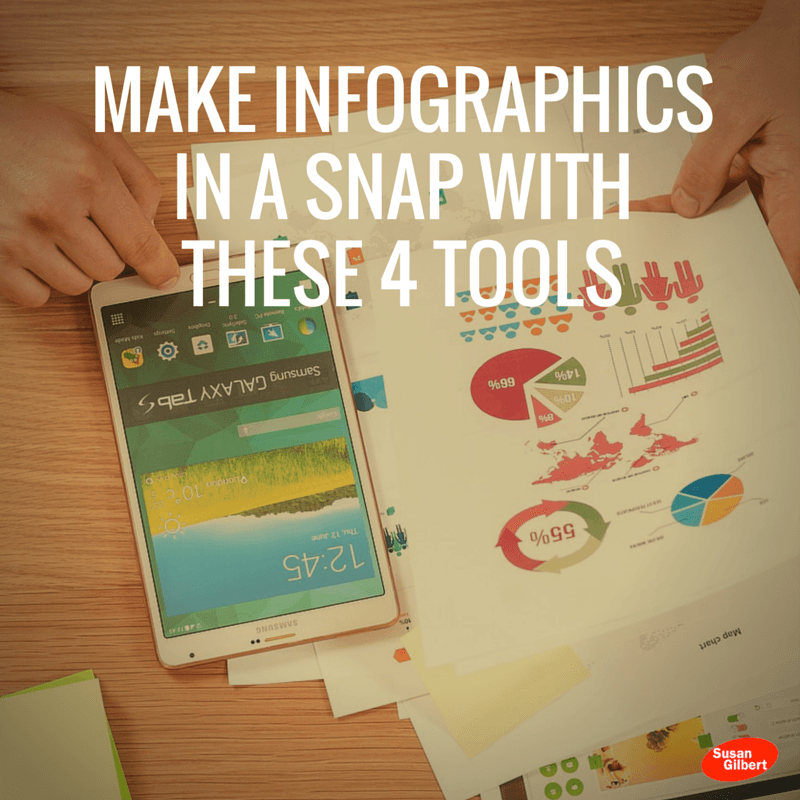 Make Infographics in a Snap With These 4 Tools