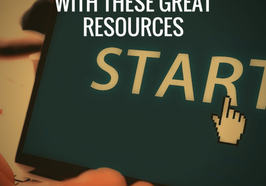 Start a New Business With These Great Resources