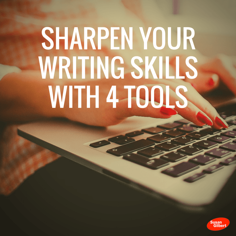 Sharpen Your Writing Skills With 4 Tools