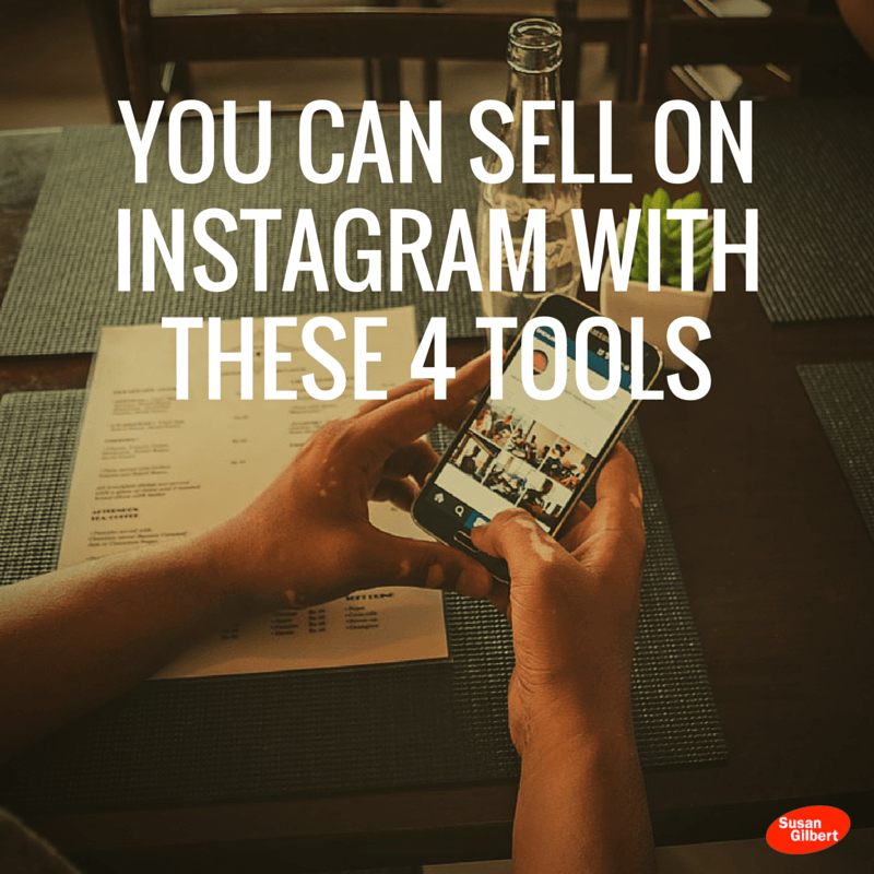 You Can Sell On Instagram With These 4 Tools