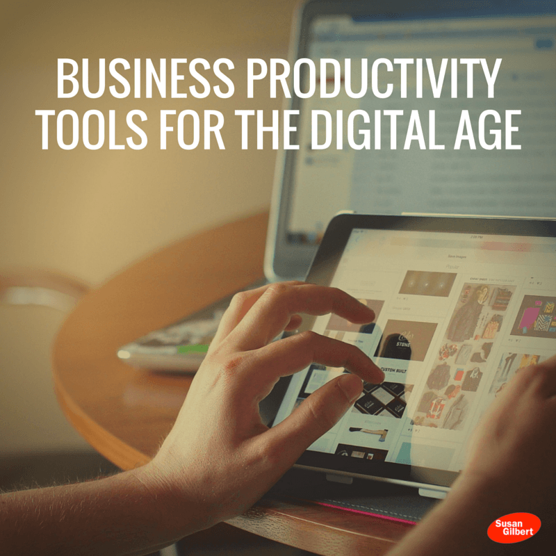 Business Productivity Tools for the Digital Age