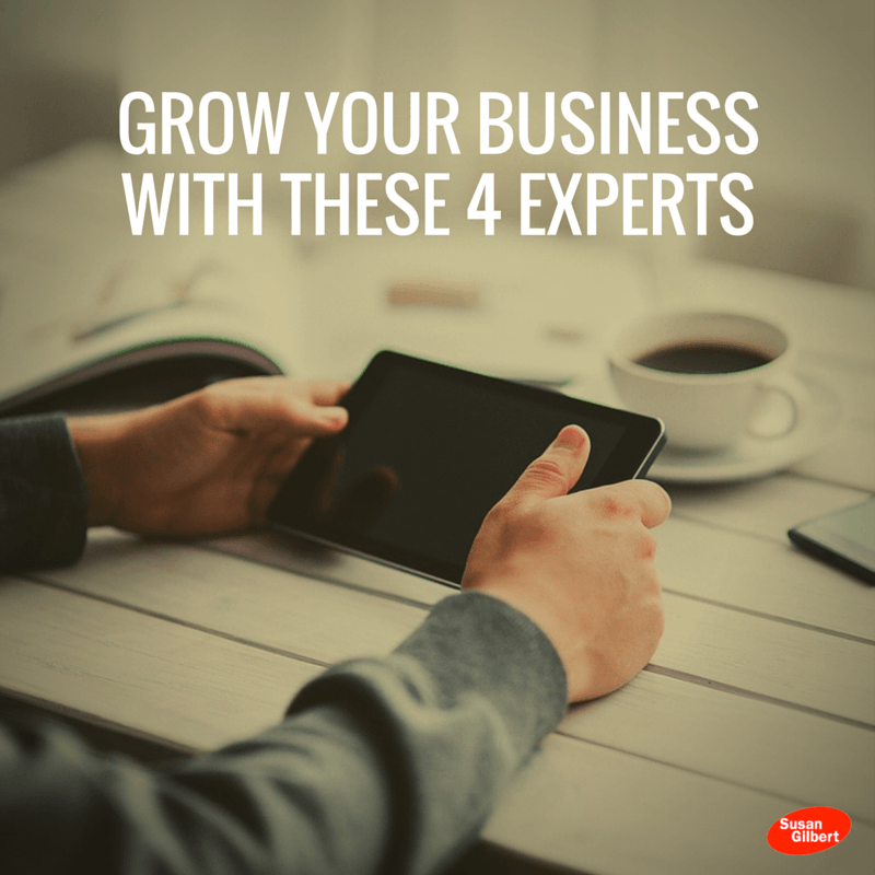 Grow Your Business With These 4 Experts