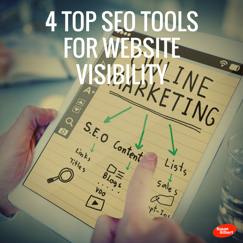 4 Top SEO Tools For Website Visibility