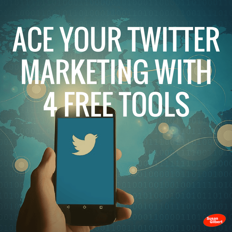 Ace Your Twitter Marketing With 4 Free Tools