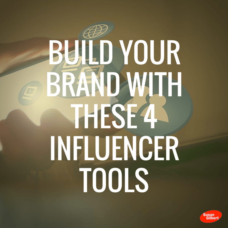 Build Your Brand With These 4 Influencer Tools