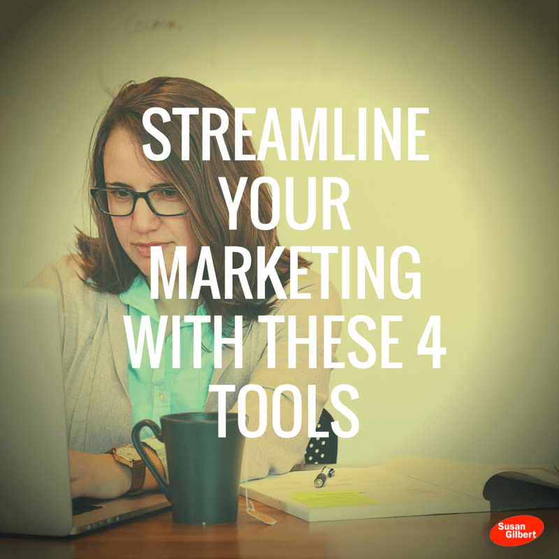 Streamline Your Marketing with These 4 Tools