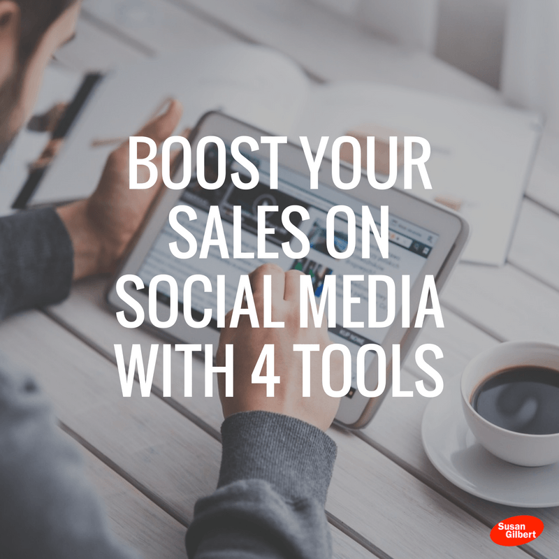Boost Your Sales on Social Media With 4 Tools