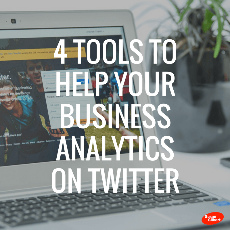 Monday Tips – 4 Tools to Help Your Business Analytics on Twitter