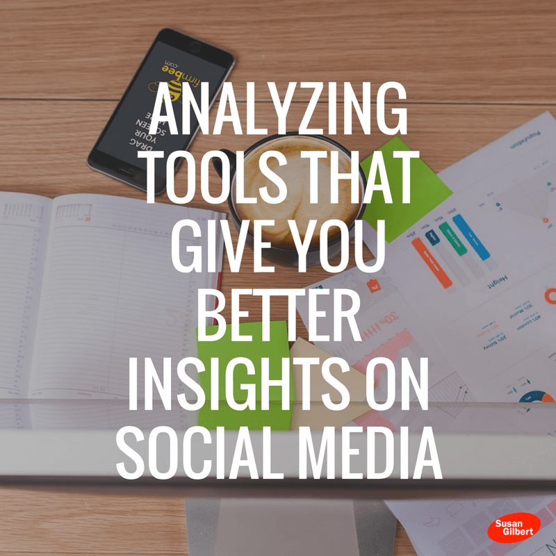 4 Social Media Analyzing Tools That Give You Better Insights