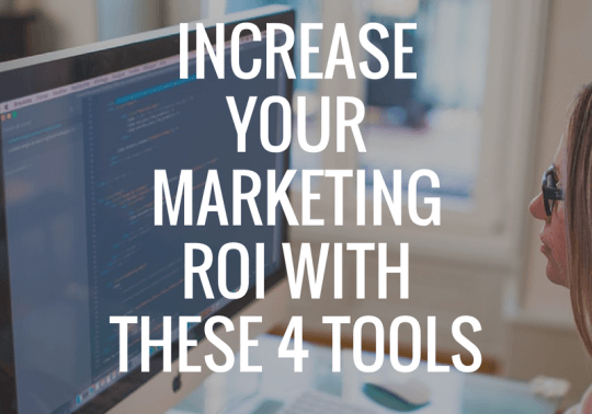 Do you need to improve your online sales, but don't know where to start? Take advantage of these resources to increase your productivity as well as your ROI