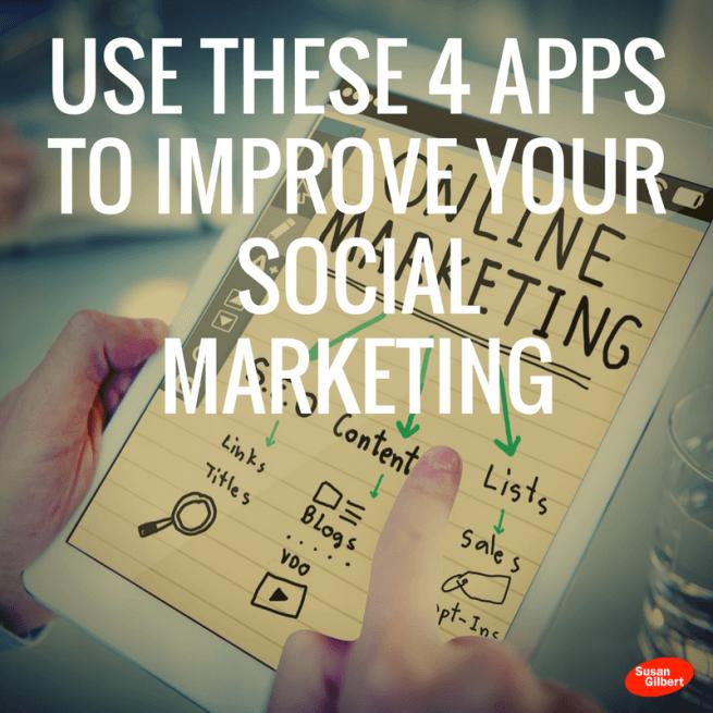 Social Marketing Strategy Apps