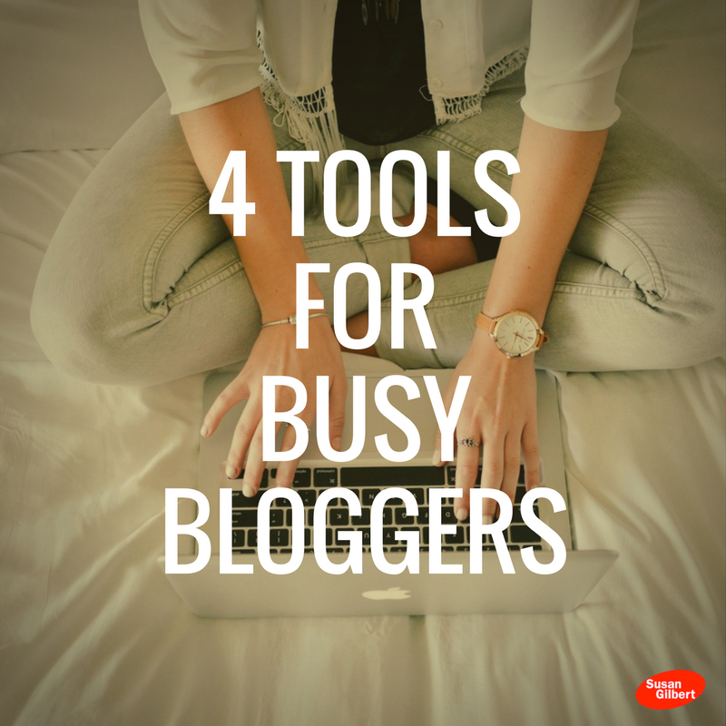 4 Tools for Busy Bloggers to Easily Manage Their Content