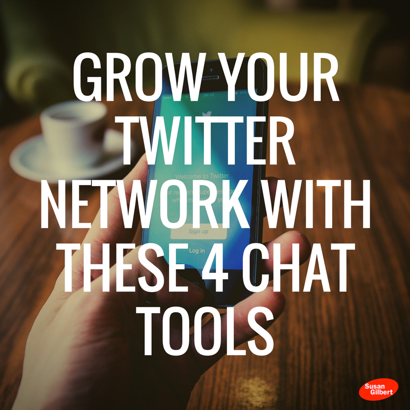 Four Twitter Chat Tools That Will Increase Your Following