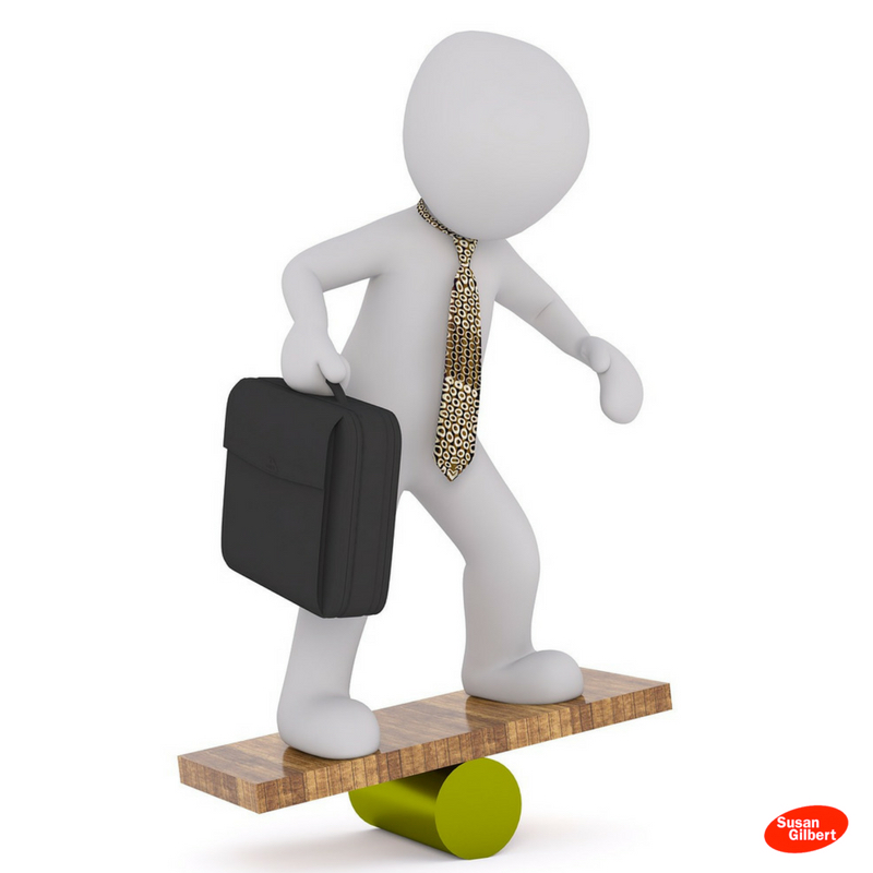 Find the Right Balance in Social Media - Output-Input Balancing Act