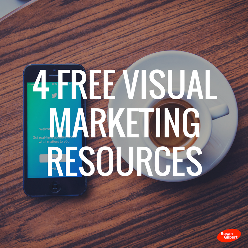 4 Free Visual Marketing Resources