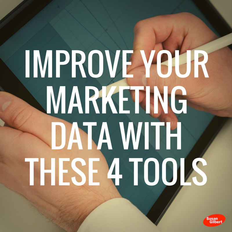 4 Marketing Data Tools That Will Improve Your Sales With Small Budget