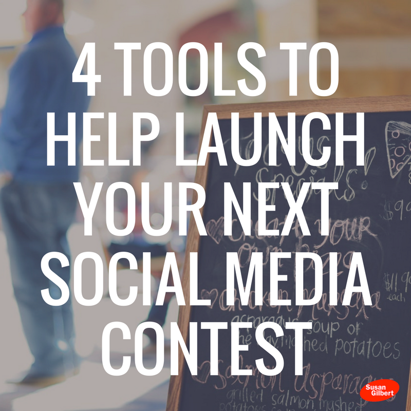 4 Tools to Help Launch Your Next Viral Social Media Contest