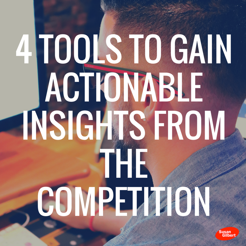 4 Research Tools to Gain Actionable Competition Insights