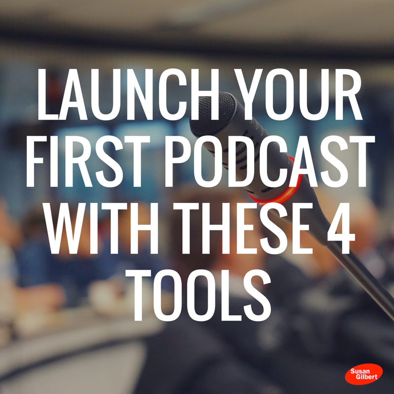 Launch Your First Podcast With These 4 Tools to Build Audience
