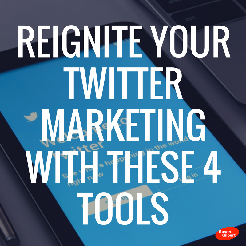 Give Your Twitter Marketing A Boost with These 4 Tools