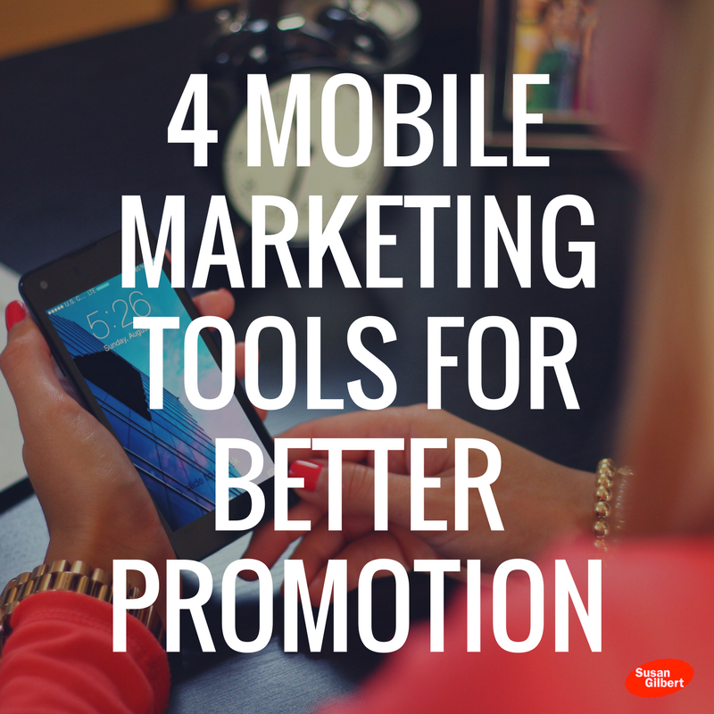 These 4 Mobile Marketing Tools will Improve Your Brand Promotion