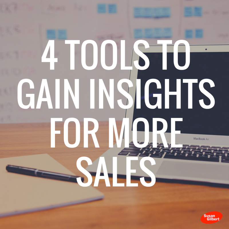 Improve Your Business Sales with These 4 Tools