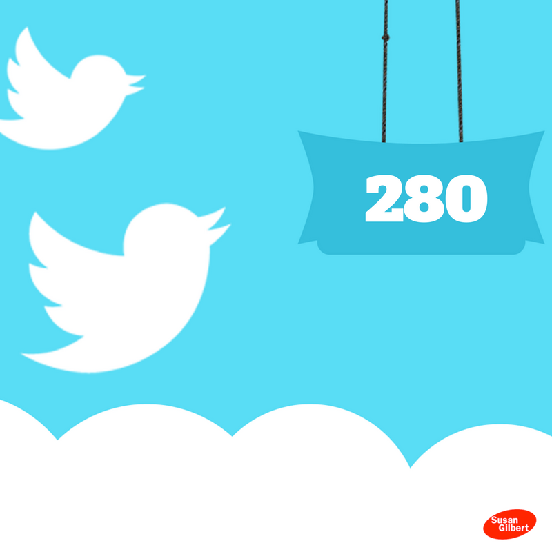 What the New 280 Twitter Character Limit Means for Marketers
