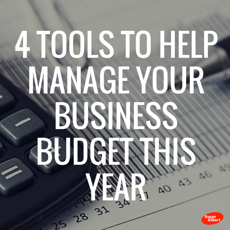 4 Tools to Help Manage Your Business Budget This Year