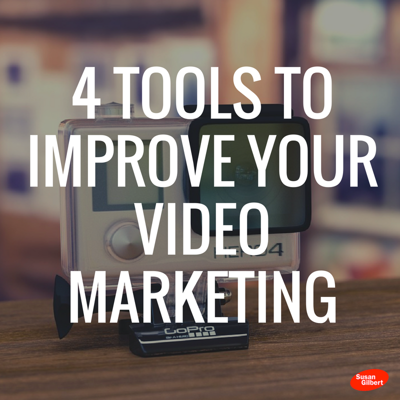 Improve Your Content With These 4 Video Marketing Tools