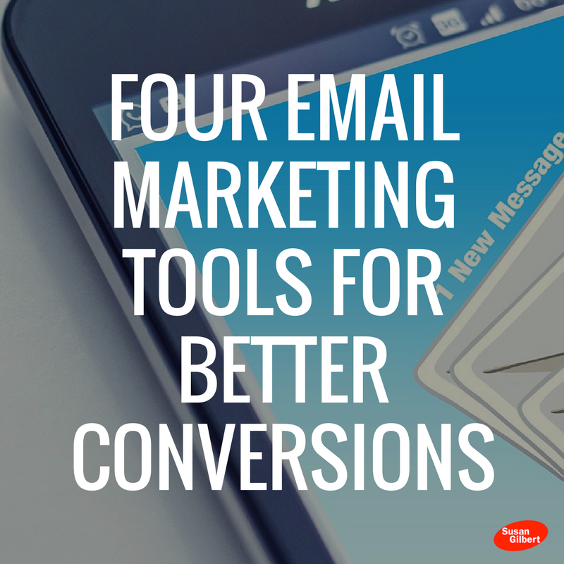 Four Email Marketing Tools For Better Conversions