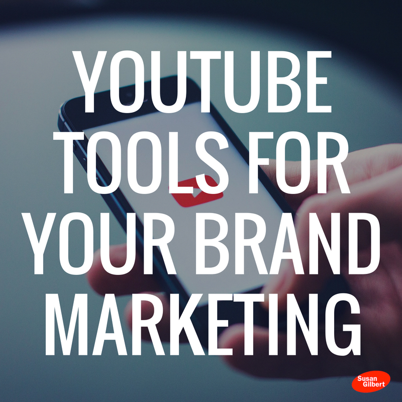 Monday Tips – YouTube Tools For Your Brand Marketing